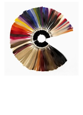 "Illustration article ""CI - Colour Index"""