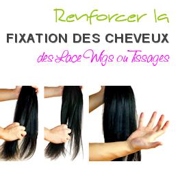 """Illustration article """"Fixation des cheveux"""""""