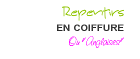 Repentirs ou Anglaises en coiffure
