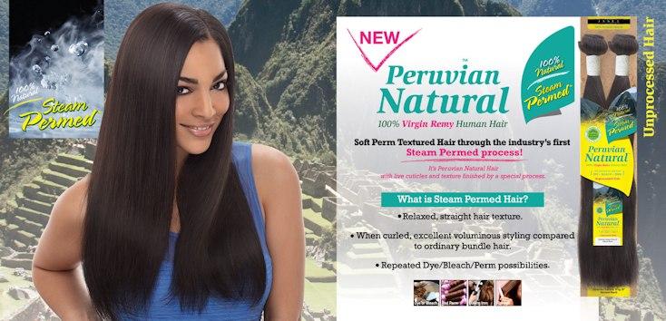 """La gamme """"Peruvian Natural"""" de chez JANET COLLECTION"""