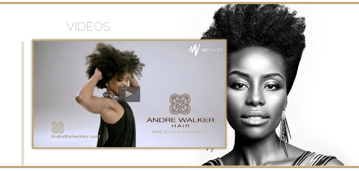 Andre Walker Hair