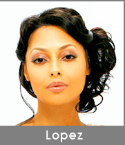 """Cliquez ici pour ouvrir notre fiche produit Whole Lace Wig """"Lopez"""" de chez Janet Collection"""