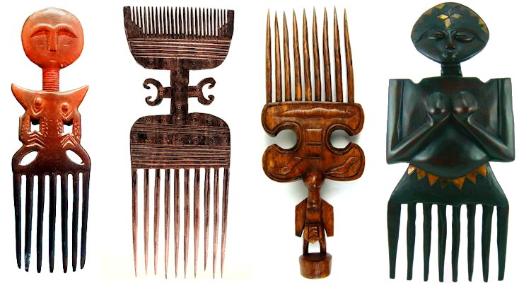 AFRO PICK - AFRO COMB