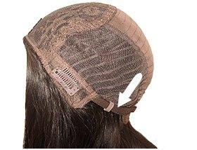 """Illustration article """"Bonnet des perruques lace wigs"""""""