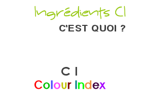 "Illustration article ""CI - Colour Index"""