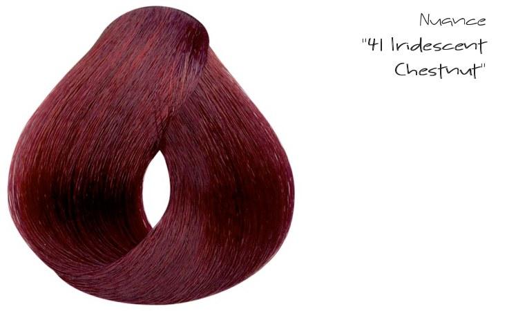 La nuance 41 Iridescent Chestnut