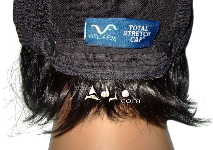 """Illustration """"TOTAL STRETCH CAP"""" (bonnet intégralement extensible)"""