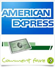 Logo American Express, green card, ma-green