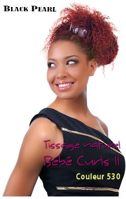 tissage naturel fris b b curl ii black pearl. Black Bedroom Furniture Sets. Home Design Ideas