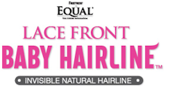 Front Lace Wig avec Baby Hairs